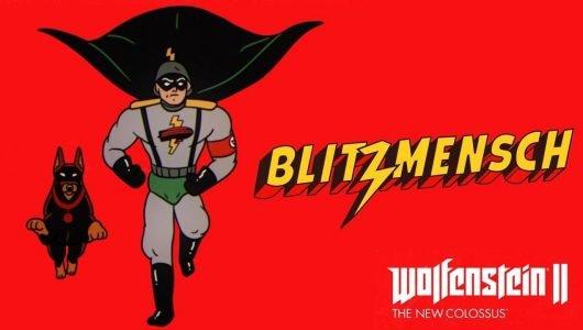 Wolfenstein II The New Colossus: un nuovo trailer ci presenta Blitzmensch