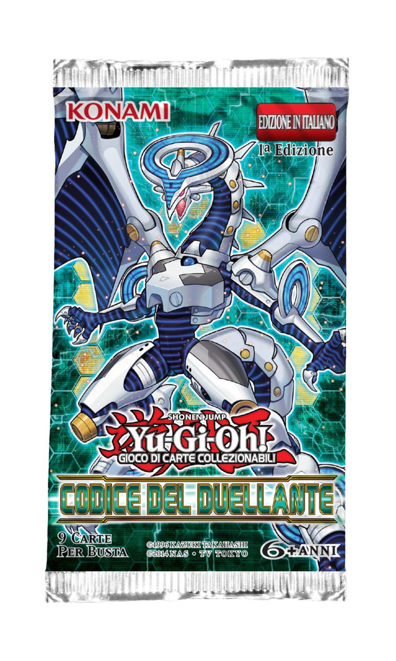 Yu-Gi-Oh GCC: in arrivo Codice del Duellante e i Mega-Tins 2017