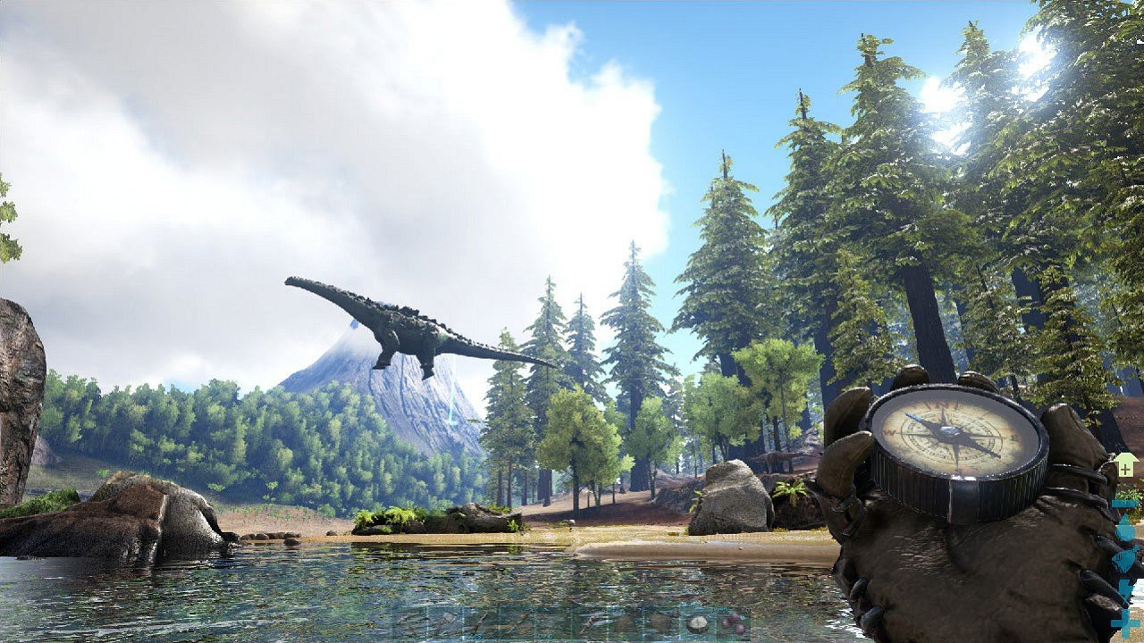 ARK Survival Evolved immagine PC PS4 Xbox One 08