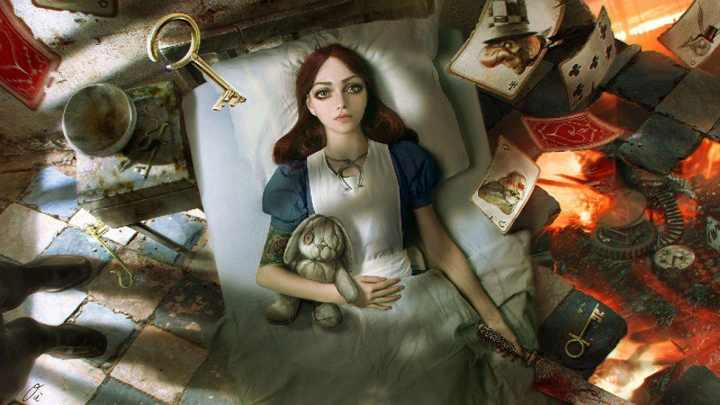 American McGee Alice Asylum