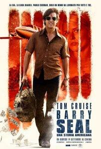 Barry Seal immagine Cinema locandina