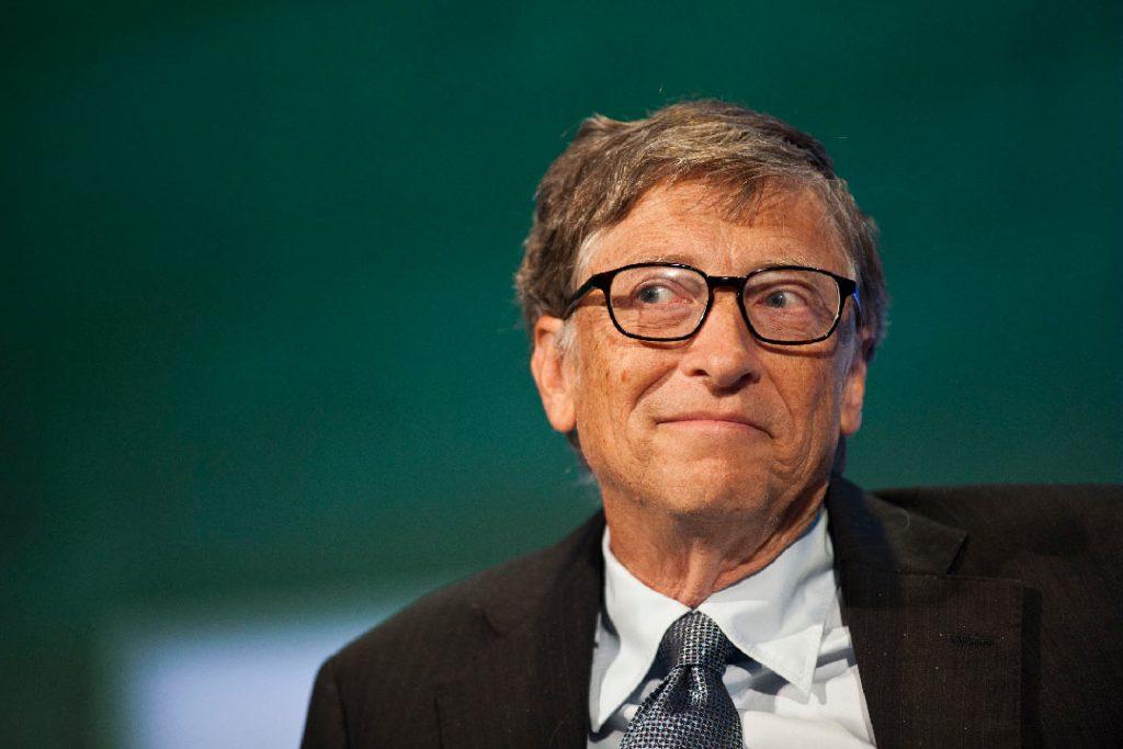 Bill Gates control-alt-canc