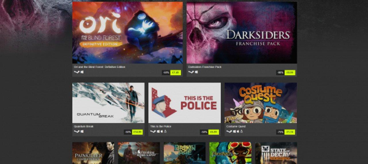 Bundle Stars lancia una serie di sconti a tema THQ Nordic