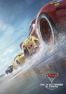 Cars 3 immagine Cinema locandina