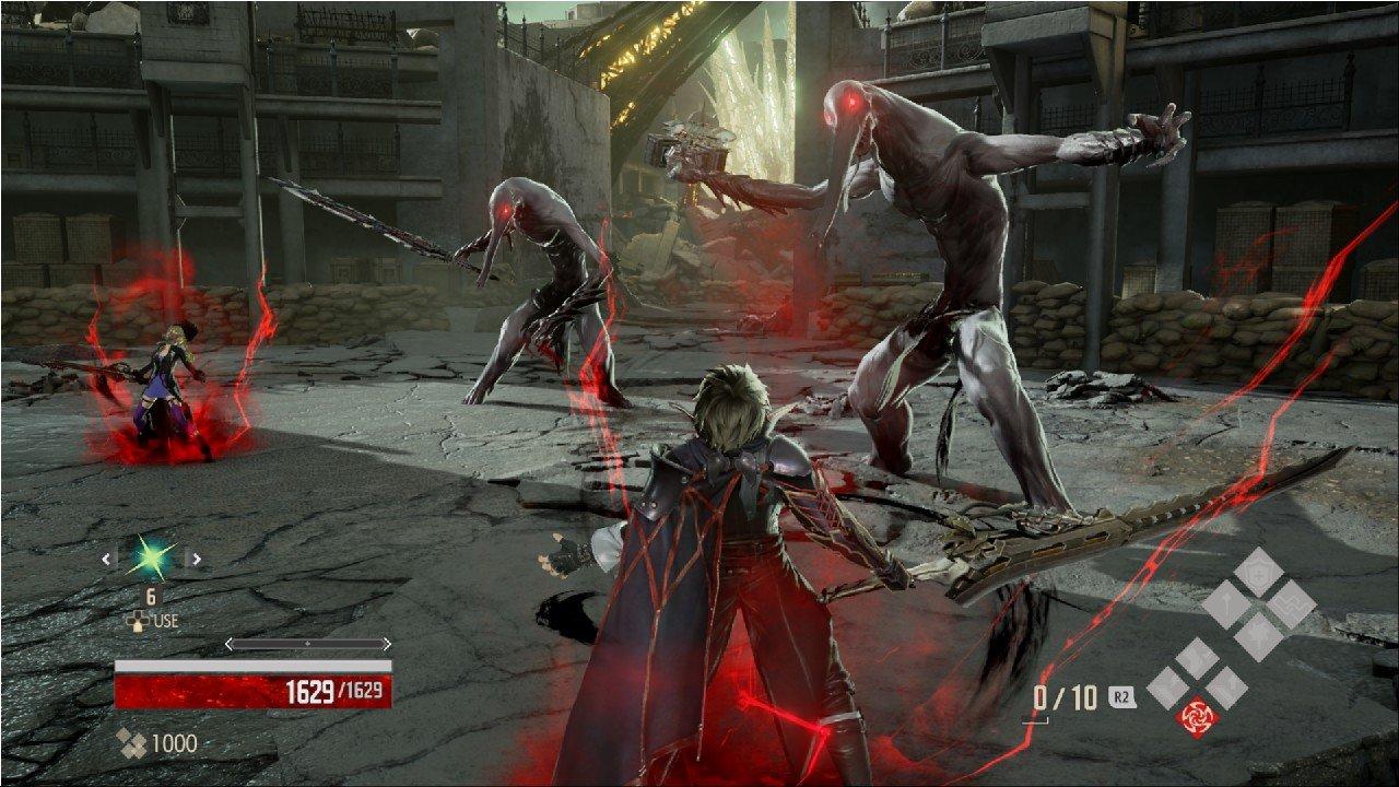 Code Vein: svelate alcune nuove caratteristiche del gioco