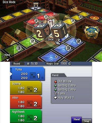 Culdcept Revolt immagine 3DS 01