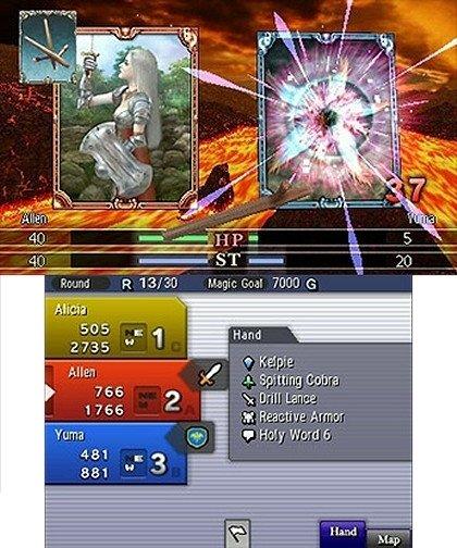Culdcept Revolt immagine 3DS 03