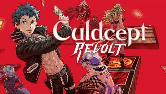 Culdcept Revolt trailer lancio