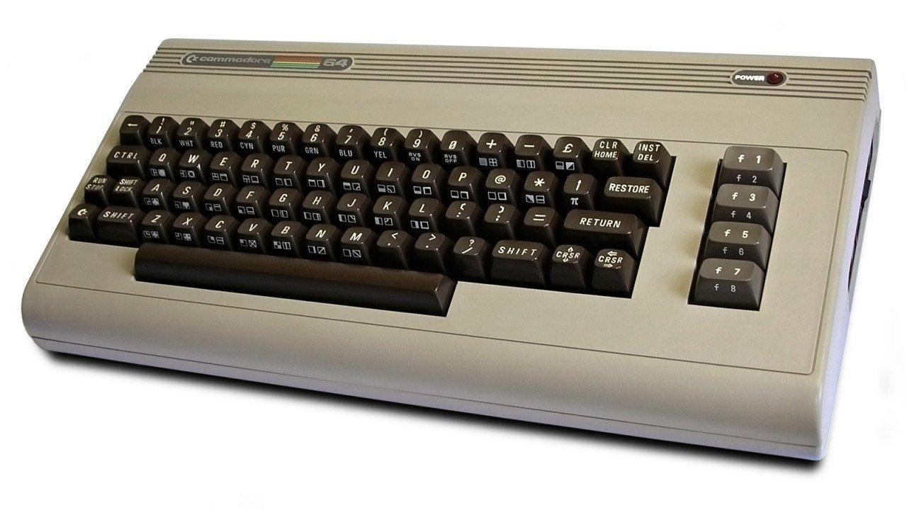 Dal buzzer al surround C64