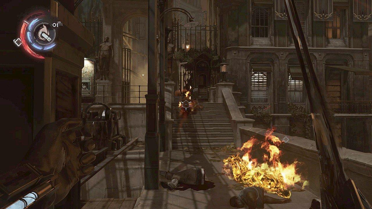 Dishonored La Morte dell'Esterno immagine PC PS4 Xbox One 07