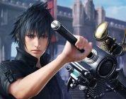 Dissidia Final Fantasy NT trailer Noctis