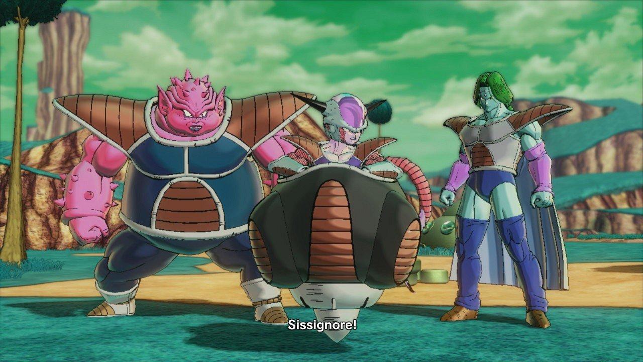 Dragon Ball Xenoverse 2 immagine Switch 04