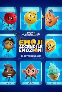 Emoji – Accendi le emozioni immagine Cinema locandina