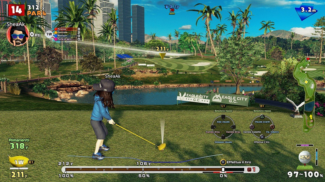 Everybody's Golf immagine PS4 27