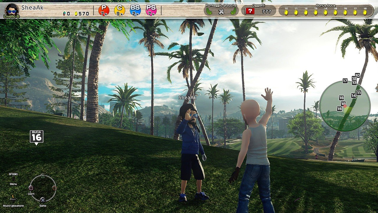 Everybody's Golf immagine PS4 30