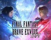 Final Fantasy Brave Exvius Tap! è disponibile su Facebook e Messenger