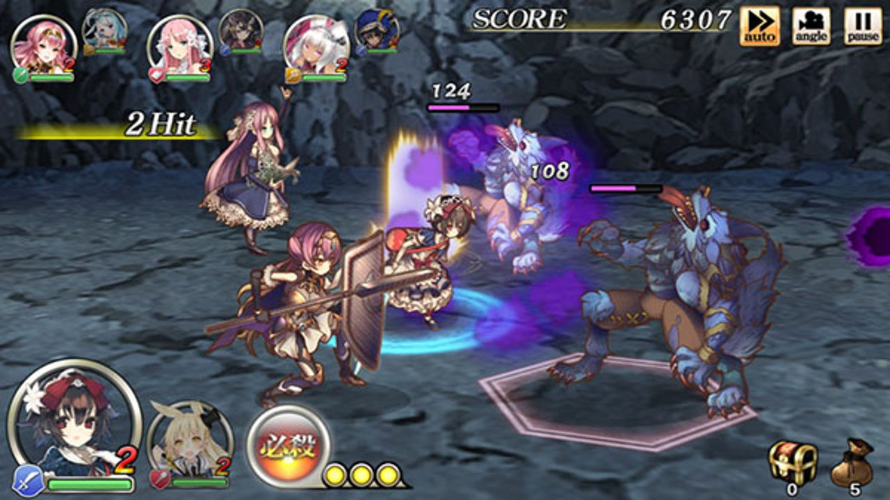 Square Enix porterà l'RPG mobile Grimm Notes in occidente