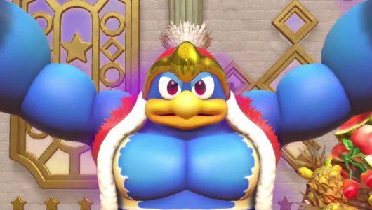 Kirby Star Allies trailer gameplay