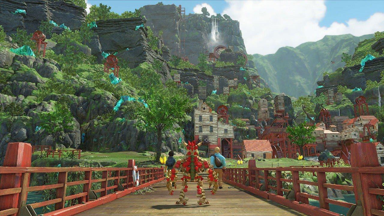 Knack 2 immagine PS4 01