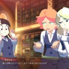 Little Witch Academia Chamber of Time si mostra in un nuovo trailer