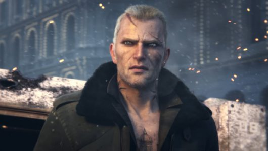 Left Alive video gameplay tokyo game show 2018