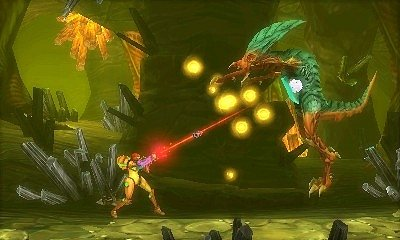 Metroid Samus Returns immagine 3DS 01