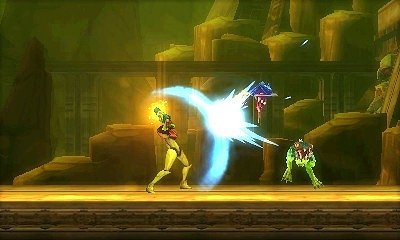 Metroid Samus Returns immagine 3DS 03
