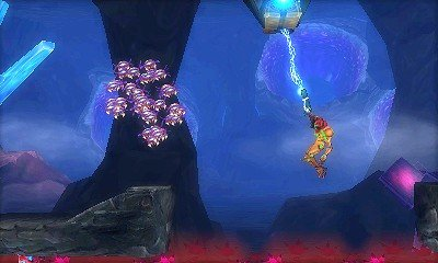 Metroid Samus Returns immagine 3DS 08