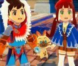 Monster Hunter Stories immagine 3DS Hub piccola