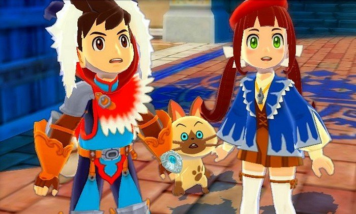 Monster Hunter Stories immagine 3DS 01