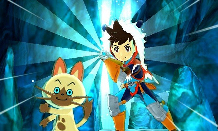 Monster Hunter Stories immagine 3DS 04