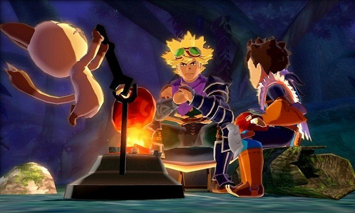 Monster Hunter Stories immagine 3DS 05