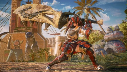 Marvel vs Capcom Infinite: Monster Hunter si presenta in un nuovo trailer