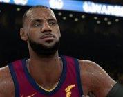 NBA 2K18 nintendo switch amiibo