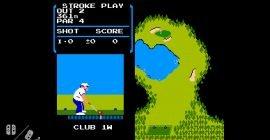 Nintendo Switch Golf Nes