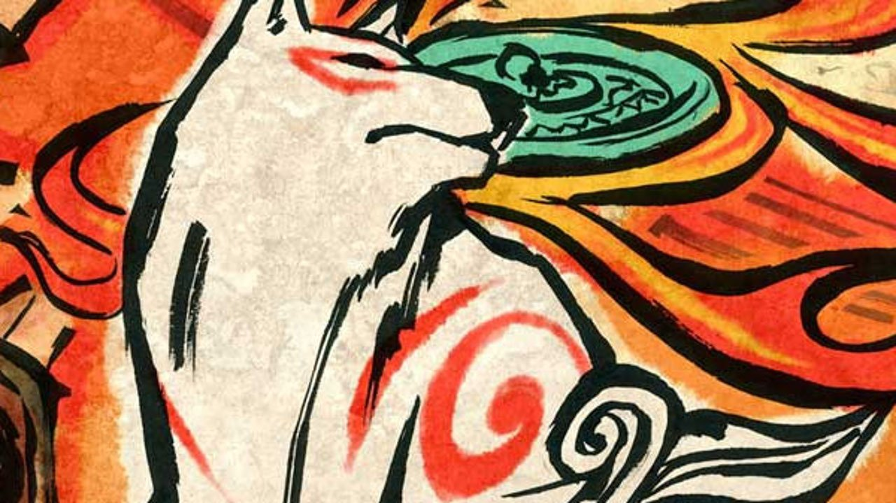 Okami HD annunciato per PC, PS4 e Xbox One