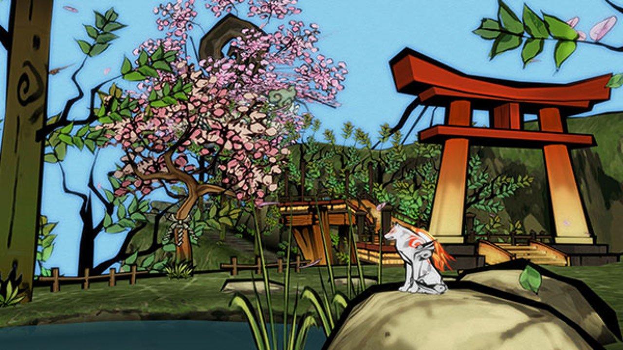 Okami HD è stato classificato per PC, PS4, e Xbox One in Korea