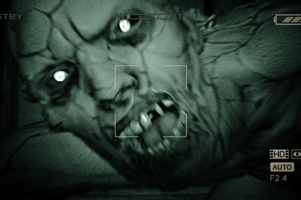 Outlast humble store