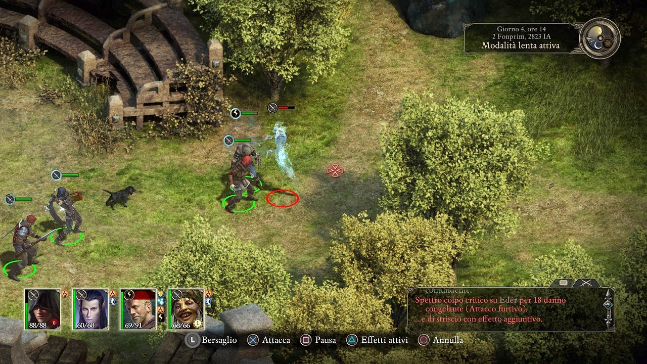 Pillars of Eternity Complete Edition immagine PC PS4 Xbox One 13
