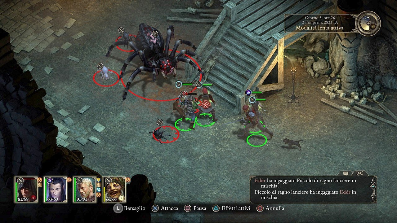 Pillars of Eternity Complete Edition immagine PC PS4 Xbox One 17