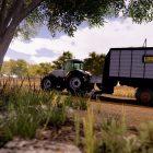 Real Farm trailer lancio