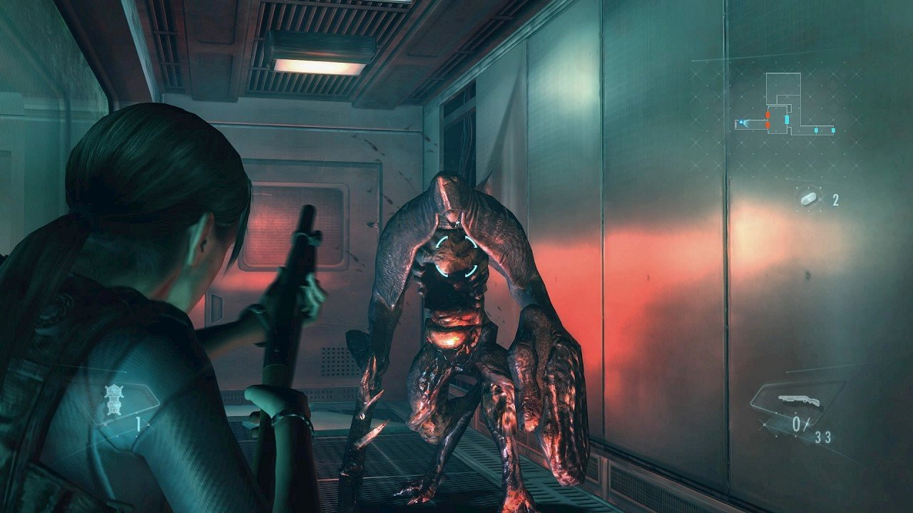 Resident Evil Revelations immagine PS4 Xbox One 06
