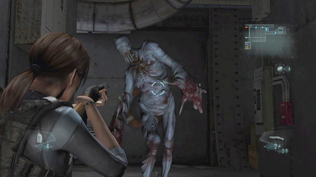 Resident Evil Revelations switch data uscita