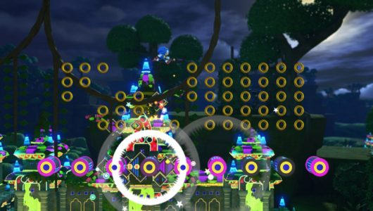 "Sonic Forces: un trailer svela lo stage ""Casino Forest"""