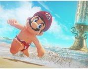 Super Mario Odyssey pre-load