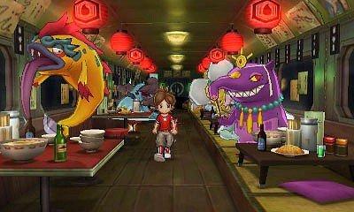 Yo-Kai Watch 2 Psicospettri immagine 3DS 04