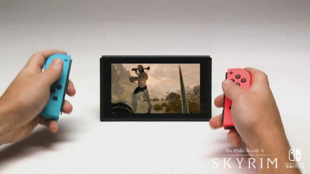 skyrim switch mod