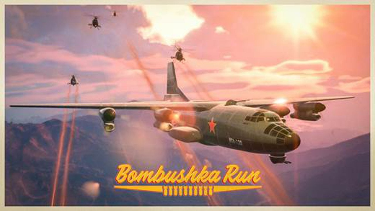 GTA Online: RM-10 Bombushka e Caccia al Bombushka ora disponibili