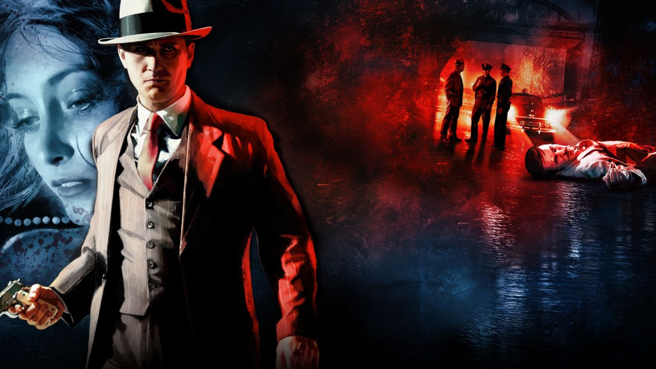 L.A. Noire è ora disponibile per Switch, PS4 e Xbox One