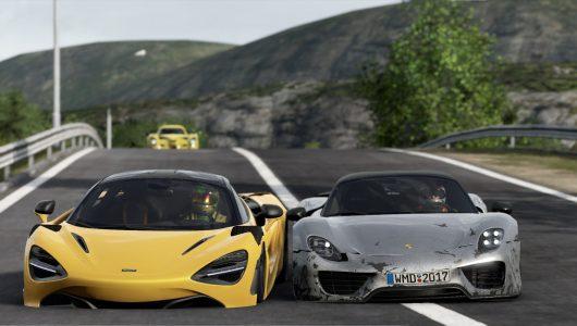 Project Cars 2: disponibile da oggi il Porsche Legends Pack